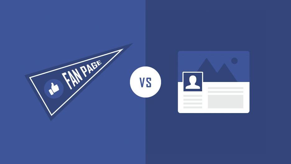 Por que Minha Empresa Deve Ter Uma Página e Não Um Perfil No Facebook?