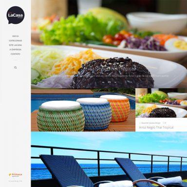 LaCasa Design - Blog em Wordpress